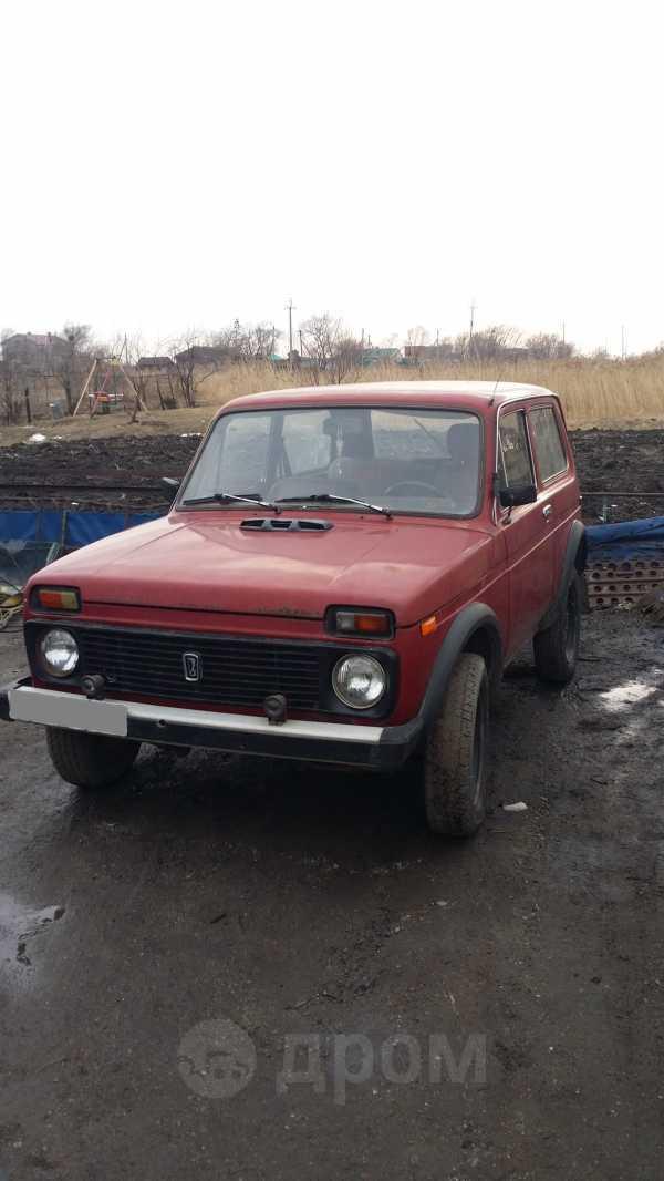 Лада 4x4 2121 Нива, 1993 год, 90 000 руб.