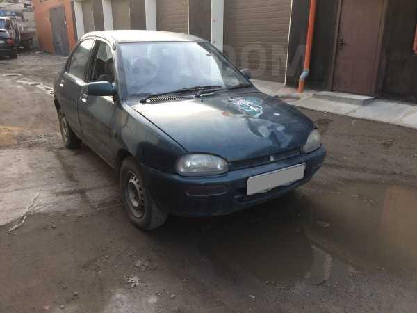 Mazda Autozam Revue, 1993 год, 55 000 руб.