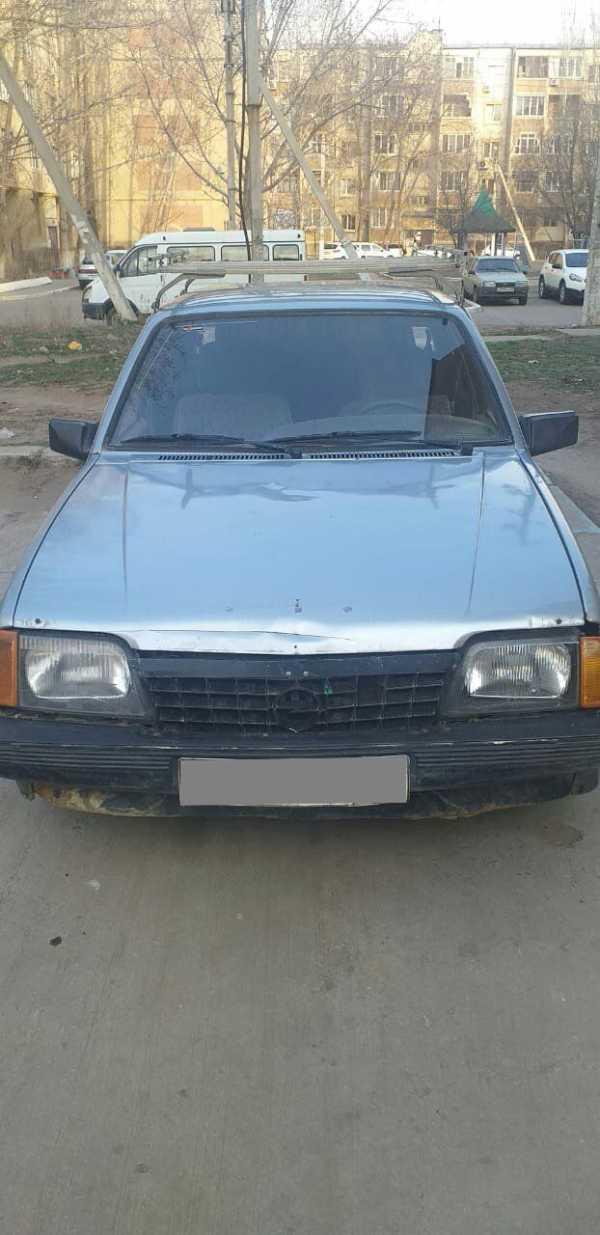 Opel Ascona, 1986 год, 20 000 руб.