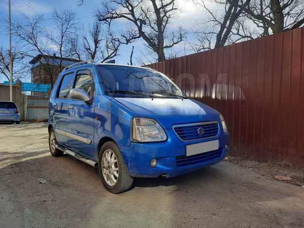 Suzuki Wagon R Plus, 2001 год, 170 000 руб.