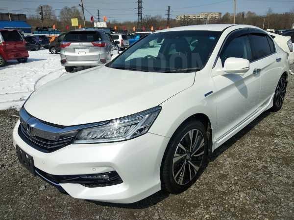 Honda Accord, 2017 год, 1 550 000 руб.