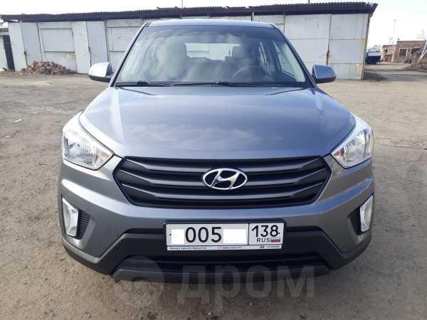 Hyundai Creta, 2018 год, 1 100 000 руб.