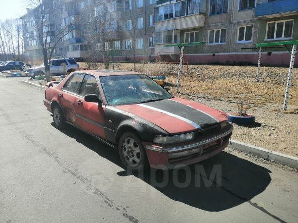 Honda Vigor, 1990 год, 35 000 руб.