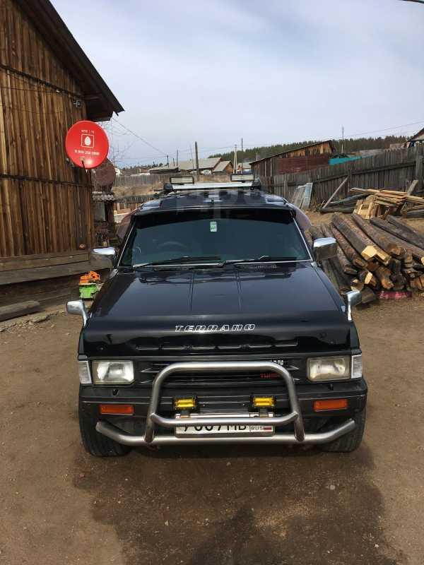 Nissan Terrano, 1993 год, 340 000 руб.