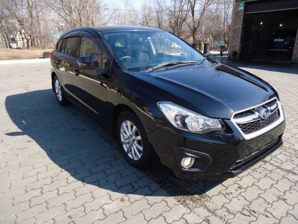 Subaru Impreza, 2015 год, 799 000 руб.