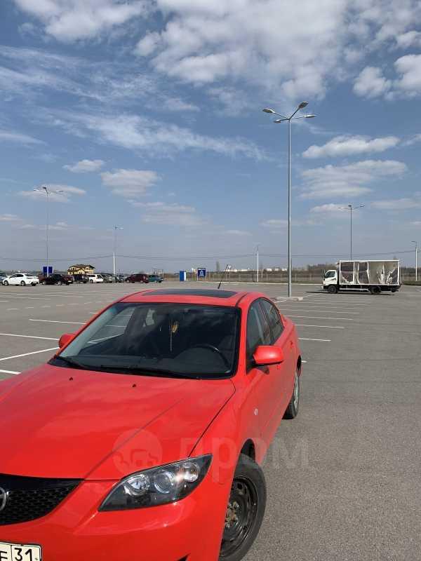 Mazda Mazda3, 2006 год, 320 000 руб.
