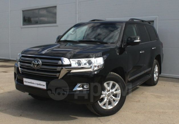 Toyota Land Cruiser, 2016 год, 3 499 000 руб.