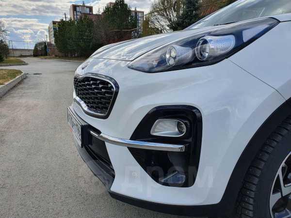 Kia Sportage, 2018 год, 1 380 000 руб.