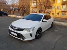Владивосток Toyota Camry 2015