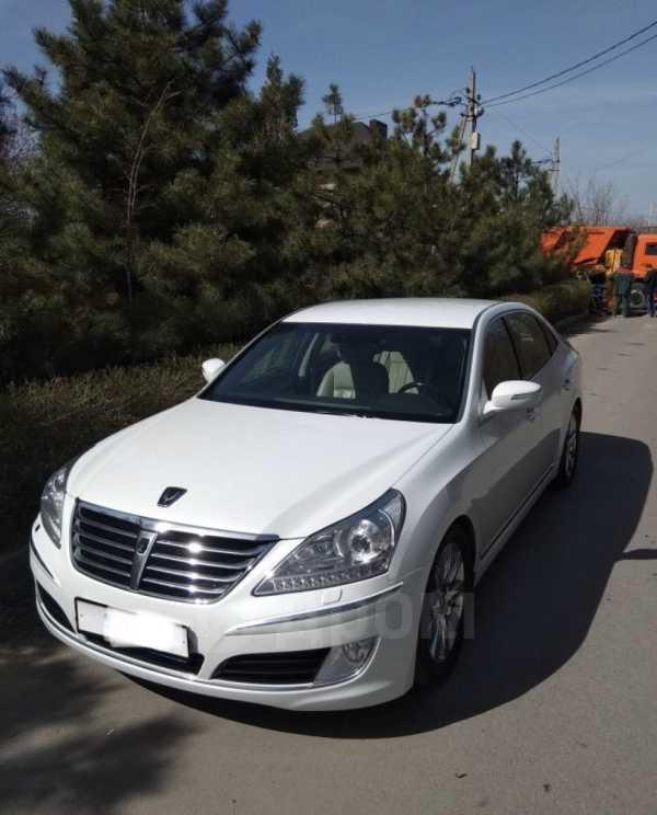Hyundai Equus, 2012 год, 1 000 000 руб.