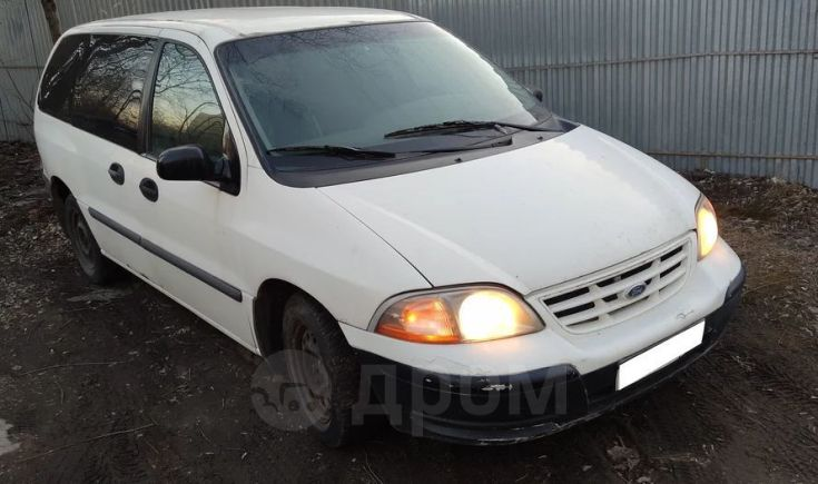 Ford Windstar, 1999 год, 150 000 руб.