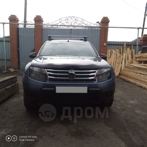Renault Duster, 2013 год, 538 000 руб.