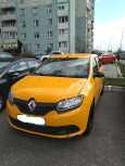 Renault Logan, 2017 год, 310 000 руб.