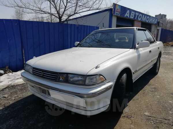 Toyota Mark II, 1990 год, 125 000 руб.