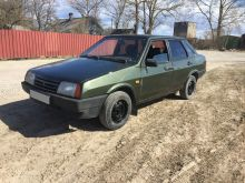 Псков Лада 21099 1997