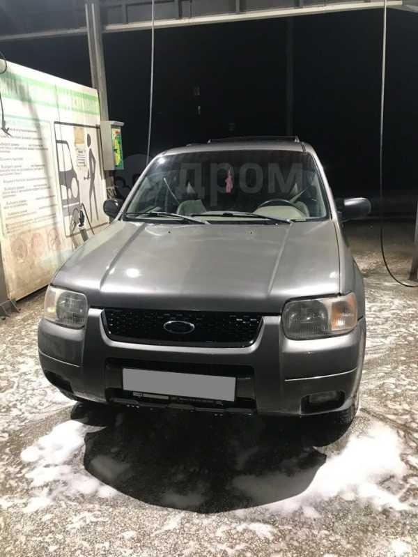 Ford Escape, 2007 год, 270 000 руб.
