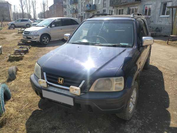Honda CR-V, 1996 год, 278 000 руб.