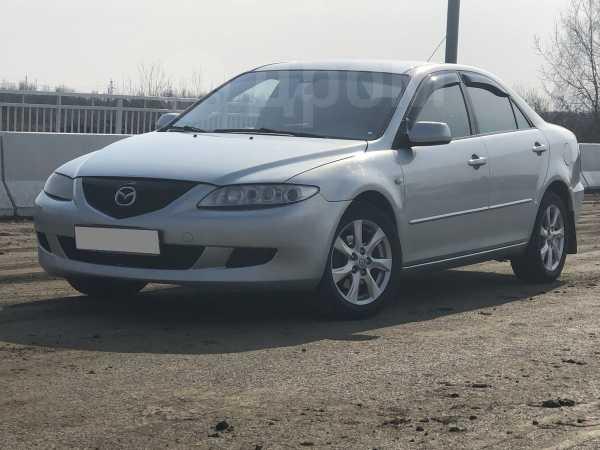 Mazda Mazda6, 2004 год, 215 000 руб.