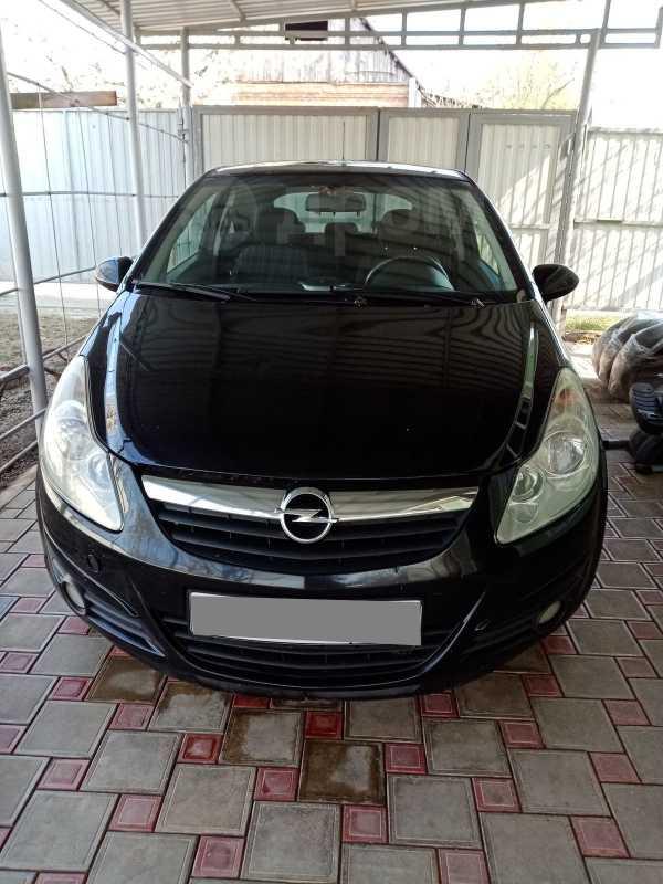 Opel Corsa, 2008 год, 210 000 руб.