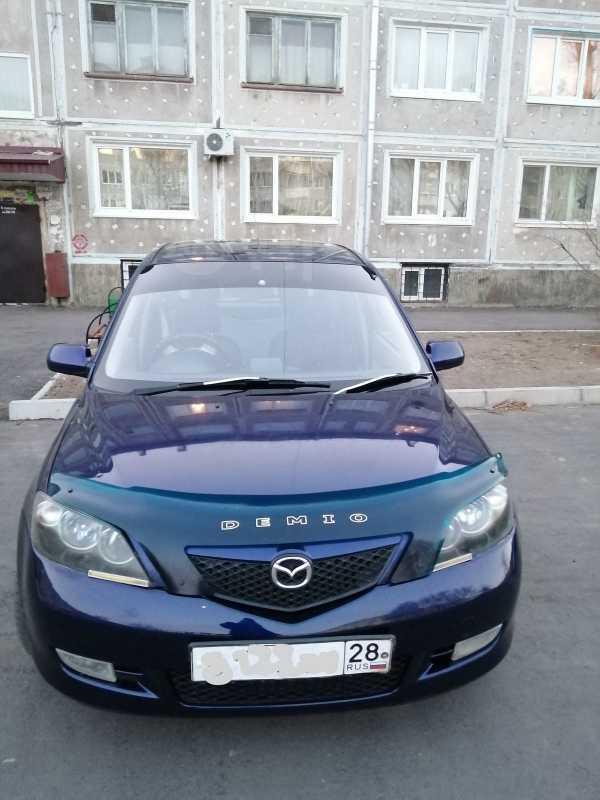 Mazda Demio, 2005 год, 270 000 руб.