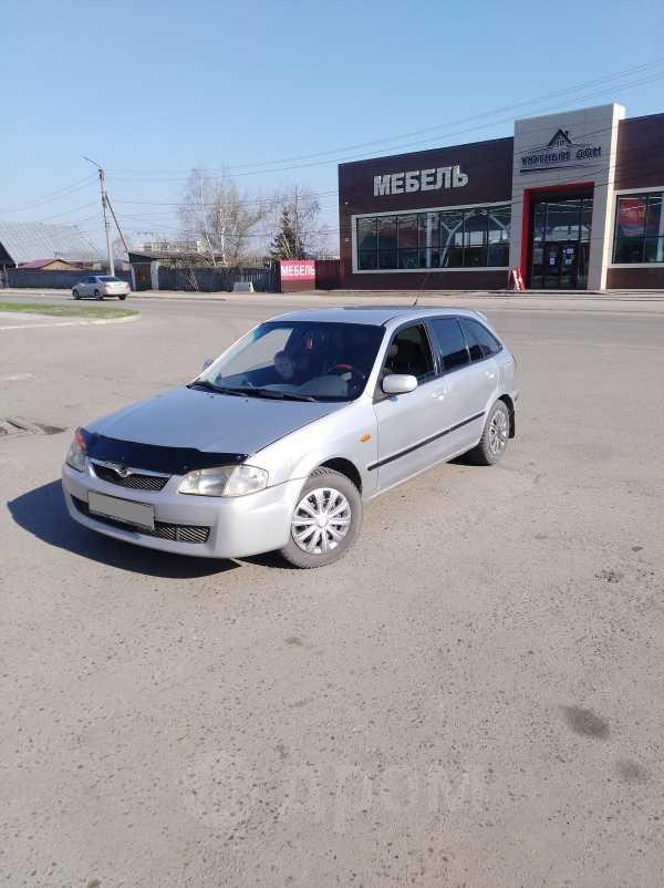 Mazda 323F, 1998 год, 155 000 руб.