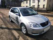 Балахна Corolla 2002