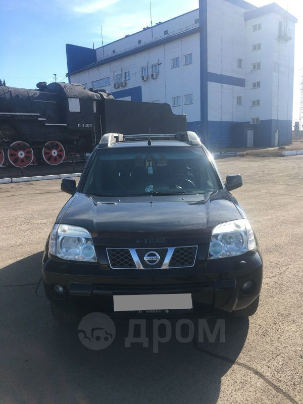 Nissan X-Trail, 2005 год, 570 000 руб.
