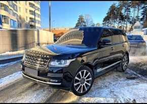 Владивосток Range Rover 2013