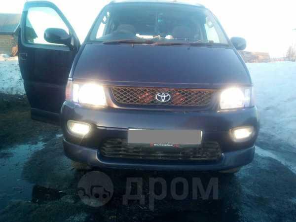 Toyota Hiace Regius, 1997 год, 475 000 руб.