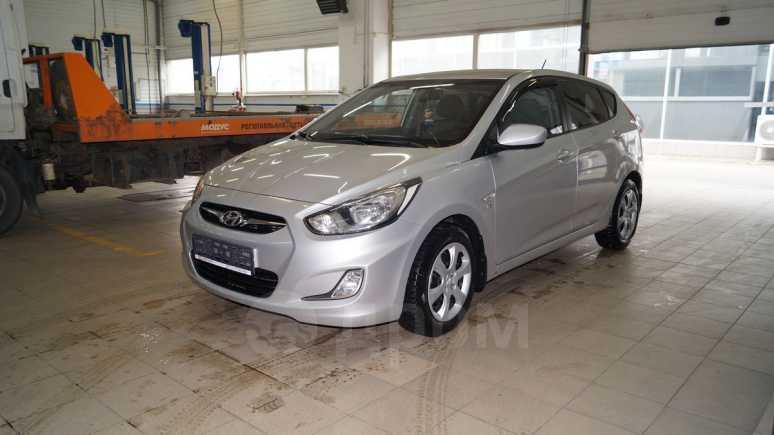 Hyundai Solaris, 2011 год, 510 000 руб.
