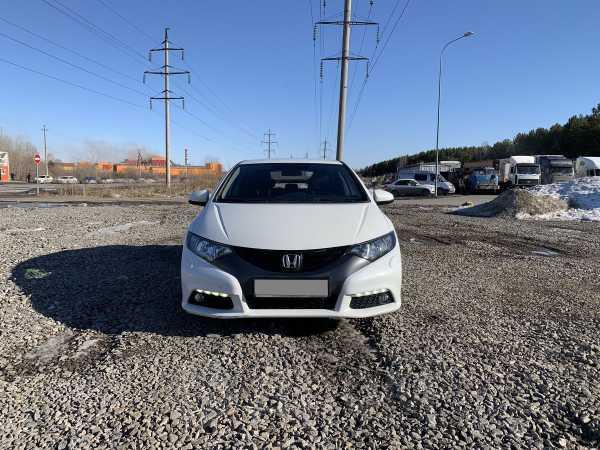 Honda Civic, 2012 год, 700 000 руб.