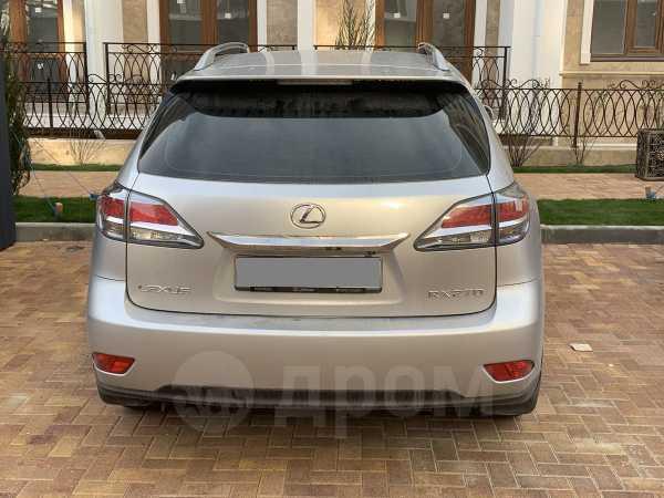 Lexus RX270, 2013 год, 2 000 000 руб.