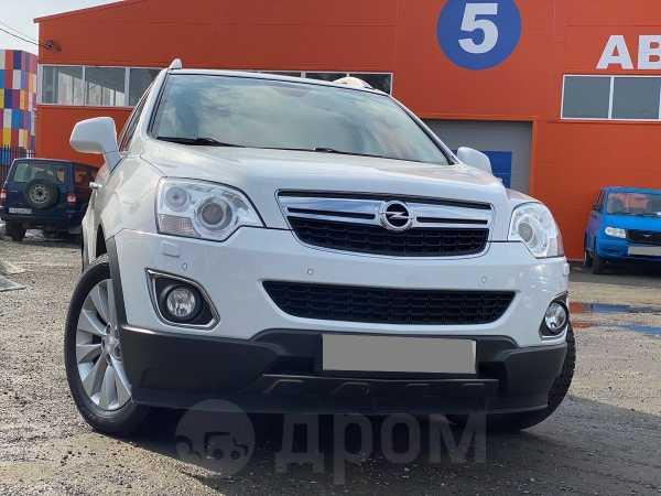 Opel Antara, 2013 год, 849 000 руб.