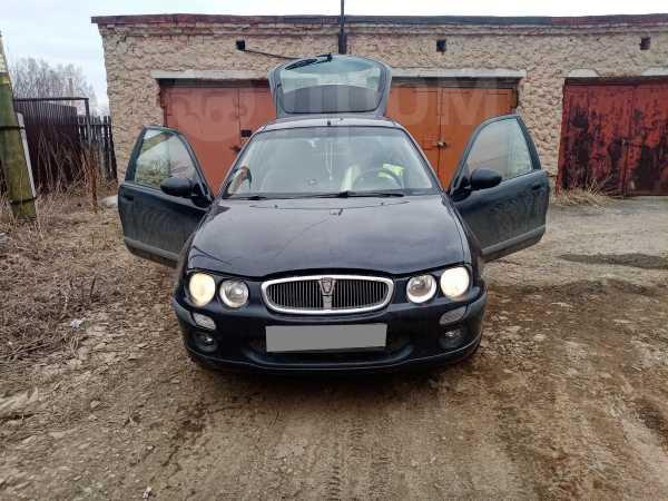 Rover 25, 2002 год, 140 000 руб.