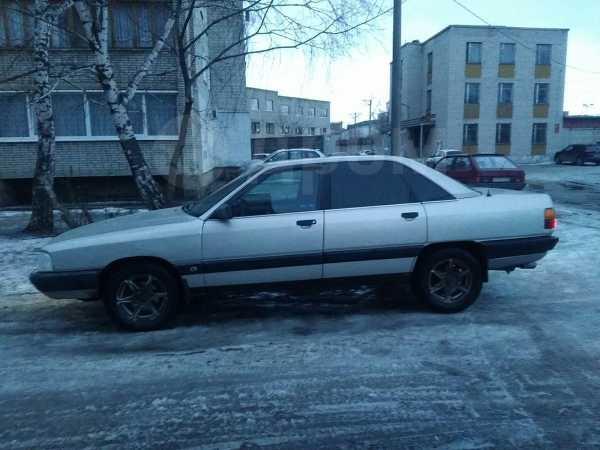 Audi 100, 1988 год, 85 000 руб.