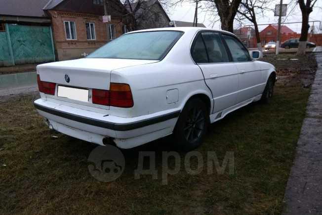 BMW 5-Series, 1989 год, 80 000 руб.