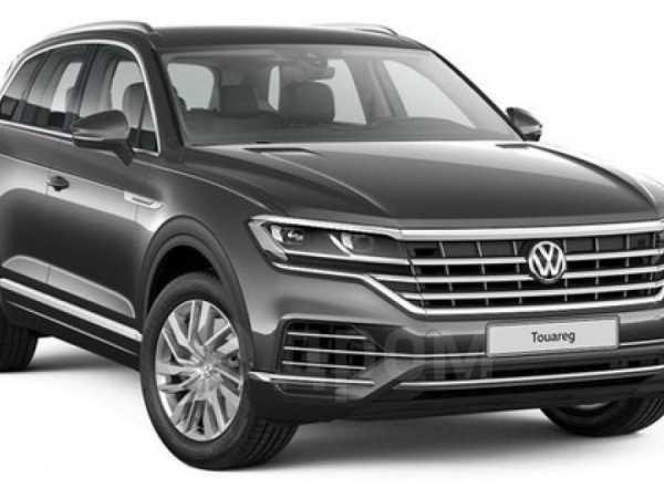 Volkswagen Touareg, 2019 год, 4 517 900 руб.