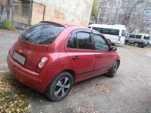 Nissan Micra, 2007 год, 295 000 руб.