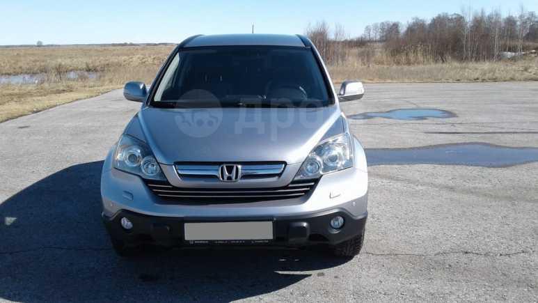 Honda CR-V, 2008 год, 865 000 руб.