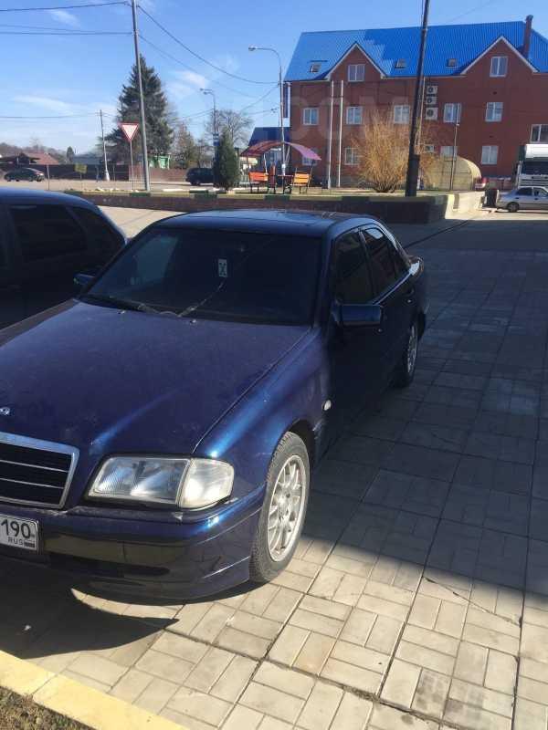 Mercedes-Benz C-Class, 1998 год, 120 000 руб.