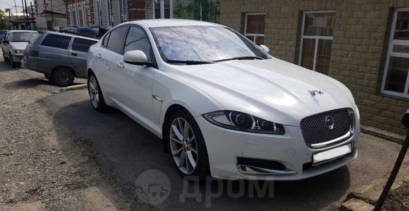 Jaguar XF, 2015 год, 1 450 000 руб.