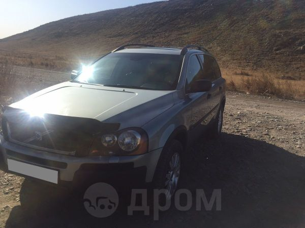 Volvo XC90, 2004 год, 400 000 руб.