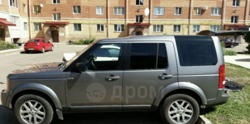 Land Rover Discovery, 2009 год, 780 000 руб.