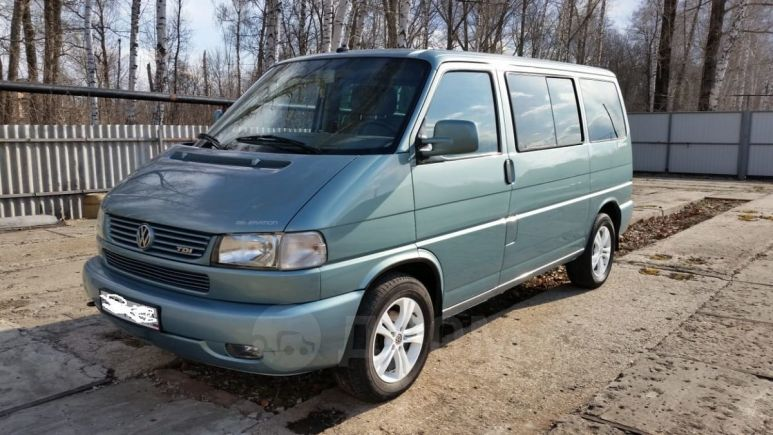 Volkswagen Multivan, 2001 год, 870 000 руб.