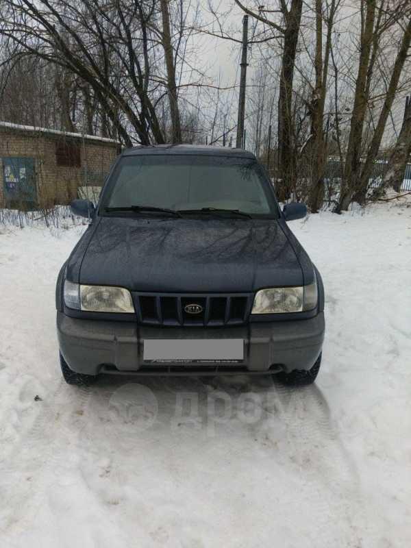 Kia Sportage, 2001 год, 270 000 руб.