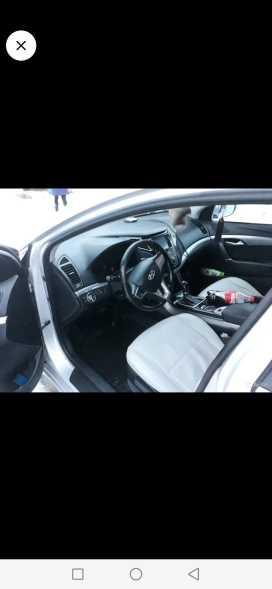 Орел Hyundai i40 2013