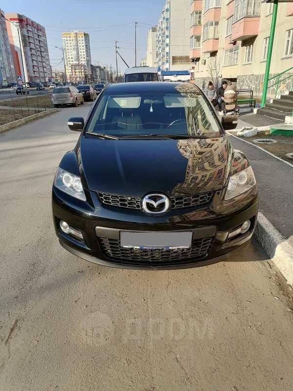 Mazda CX-7, 2008 год, 500 000 руб.