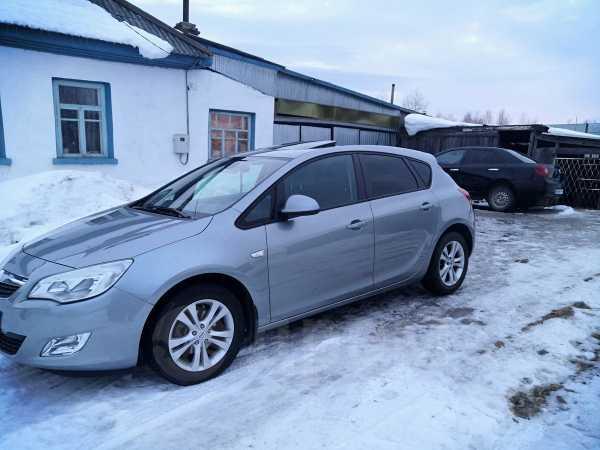 Opel Astra, 2011 год, 340 000 руб.