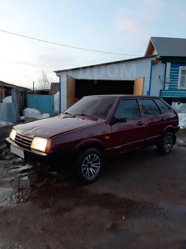 Лада 2109, 1996 год, 59 000 руб.