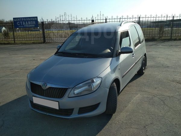 Skoda Roomster, 2011 год, 420 000 руб.